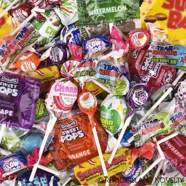 CHARMS CANDY CARNIVAL BAG