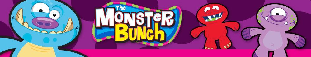 Exclusive monster toys and inflates from RI Novelty