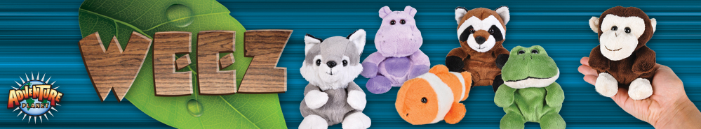 Weez plush exclusively from RI Novelty